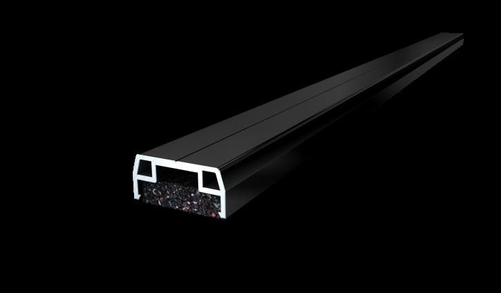Isostep Aluminium Unterkonstruktion K & R 1800x40x23mm