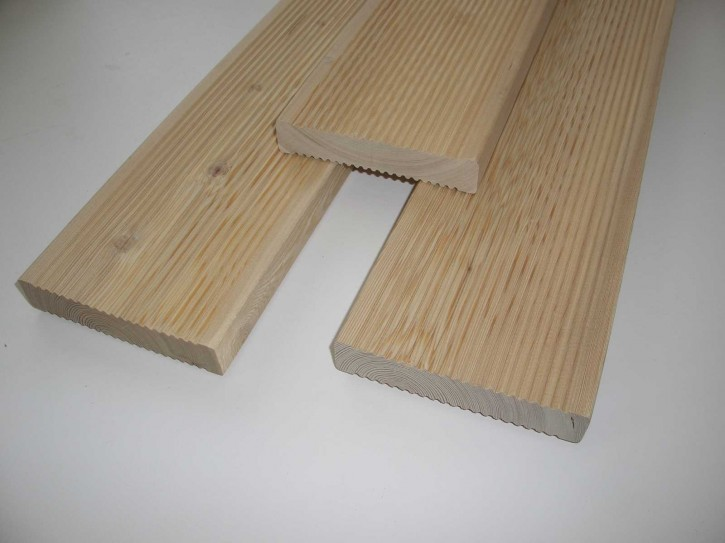 Riffeldiele sibirische Lärche 28x142mm select