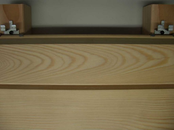 Rhombusleisten sib.Lärche 20x68 mm mit TIGA-System