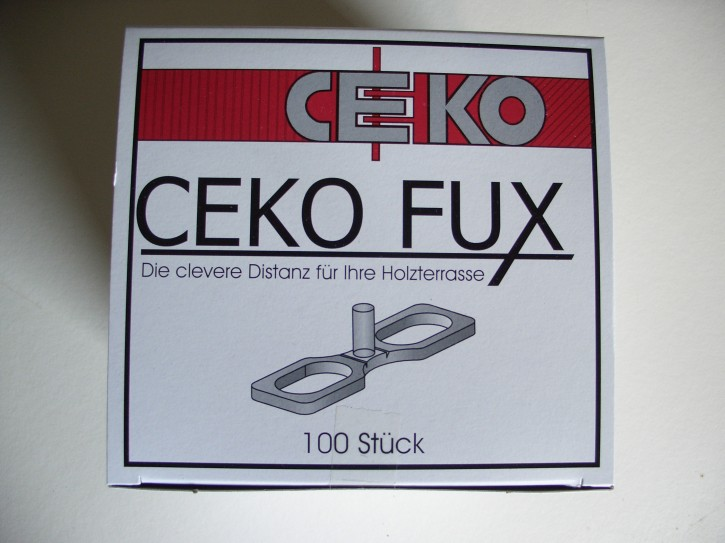 Ceko Fux Abstandshalter 4mm oder 7mm Fugenabstand 100 Stk.