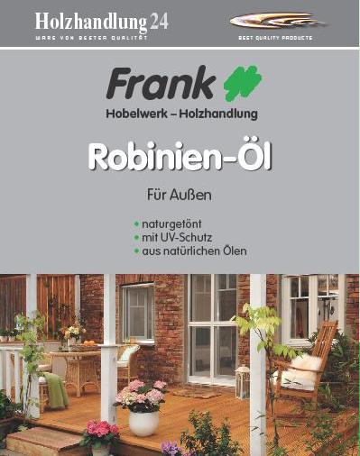 Robinieni-Öl 2.5 Liter von Holz-Frank