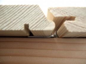 TIGA Fassadenverbinder 400 Stück für 10 - 20 qm