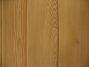 Terrassendielen sibirische Lärche glatt, Kanten gerundet, 26.5 x 140mm Holzmuster