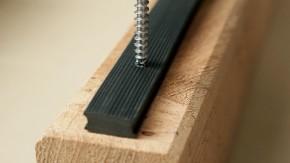 Fixingworld Gumo D Distanzprofil 10m lang 15mm x 7 mm