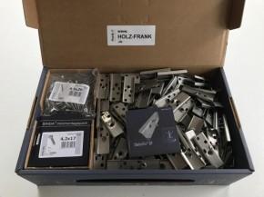 DielenFix DF 17 Edelstahl ,  Objektpack 300 Stück