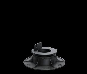 BaseDeck Terrassenlager - Stelzlager 40 - 70mm
