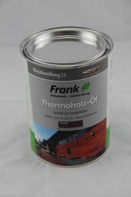 Holz - Frank Thermoholzöl 2.5 Liter