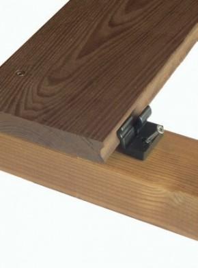 TENI Verlegeclip für Holzunterkonstruktion VPE 100 Stk.